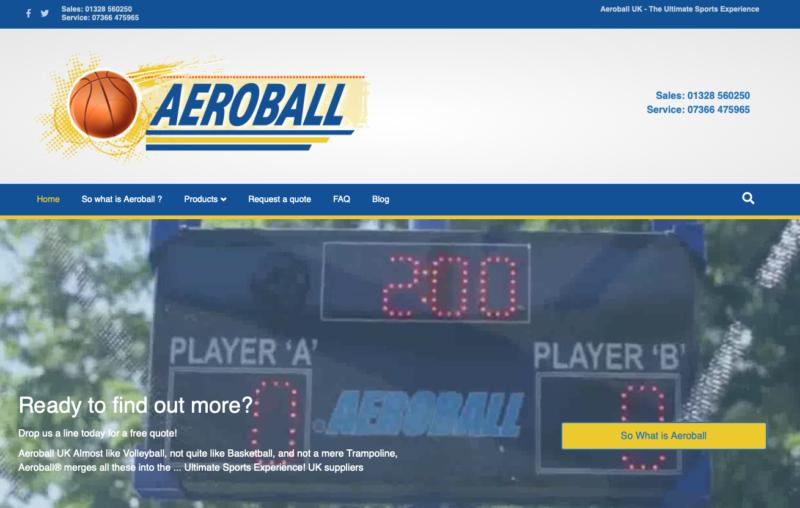 Aeroball