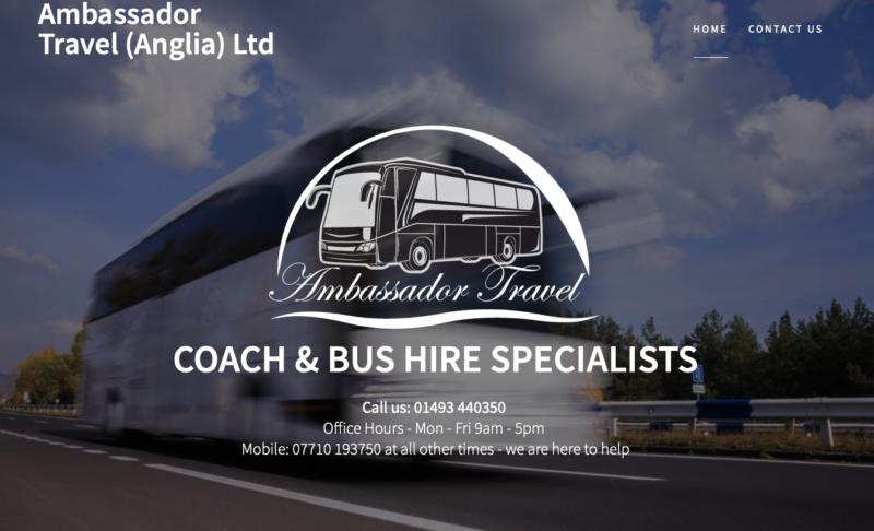Ambassador Travel Anglia Ltd