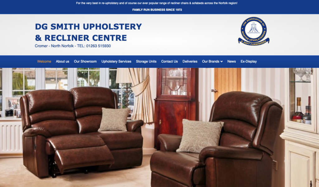 D G Smith Upholstery