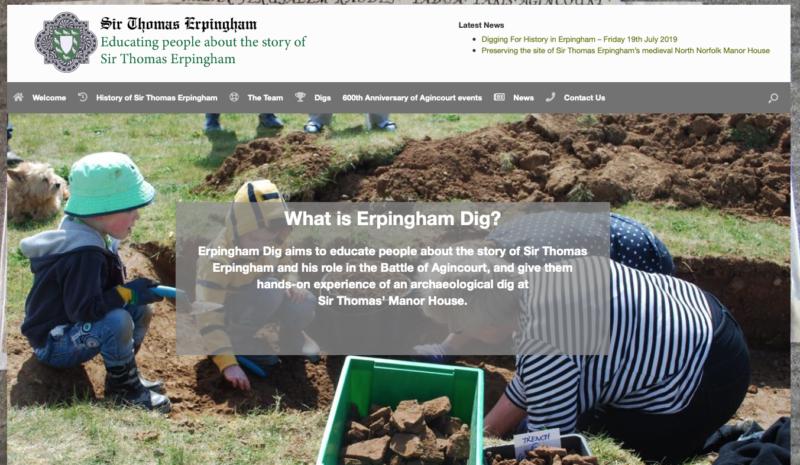 Erpingham Dig
