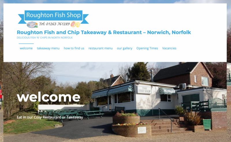 Roughton Fish Shop