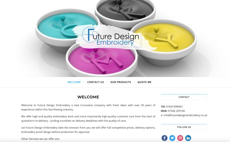 Future Design Embroidery