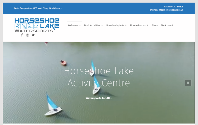 Horseshoe Lake Activity Centre